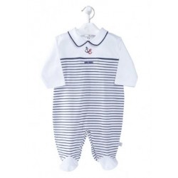 Babygrow - Baby Boy Sailor
